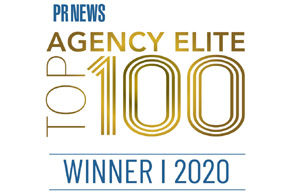 5WPR Named to 2020 PRNEWS Agency Elite Top 100 List