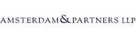 Logo for Amsterdam & Partners LLP  Corporate PR client of 5W PR