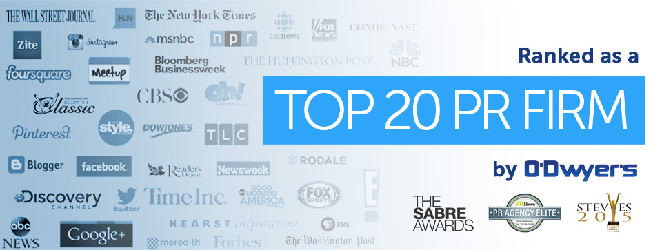 5WPR - US Top 20 PR Firm