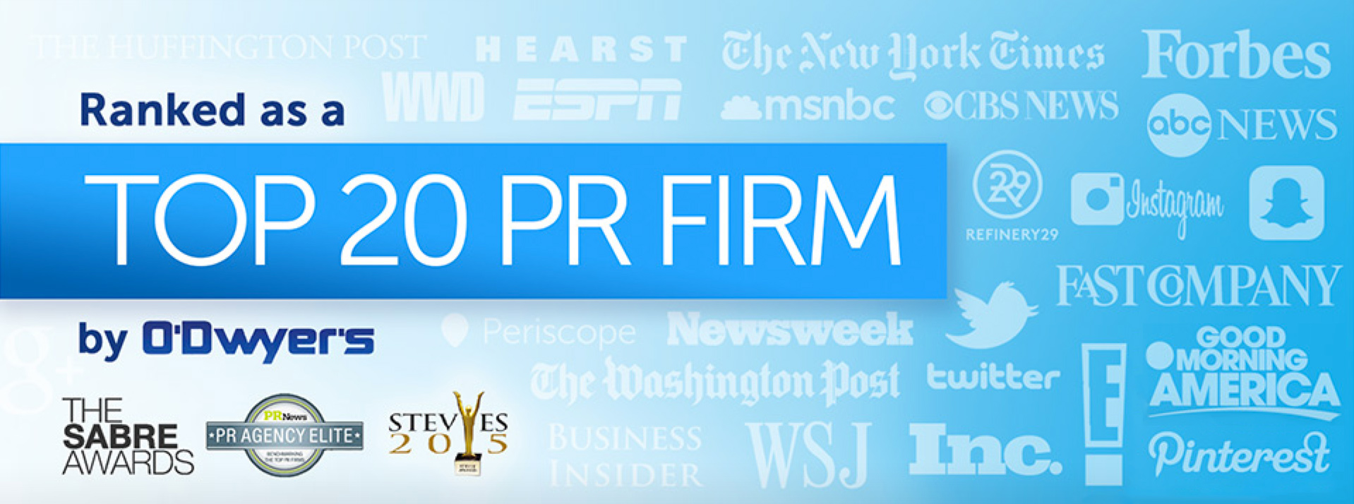NY PR Firm 5W Public Relations