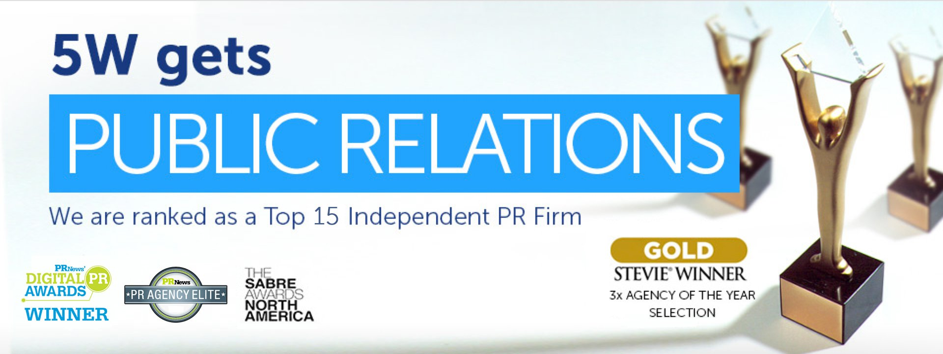 5WPR New York Top Public Relations