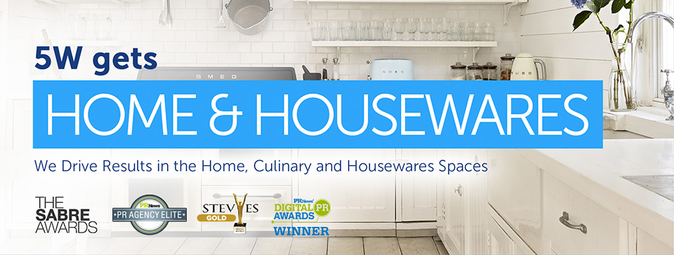 Home Culinary Housewares Public Relations Firm
