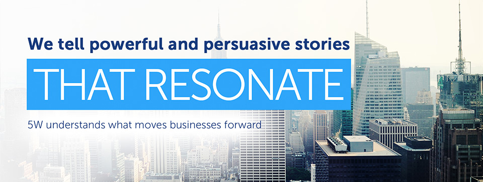 Powerful Storytellers - NY Celebrity PR Firm - 5WPR