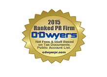 5WPR is a Top 20 US PR Firm