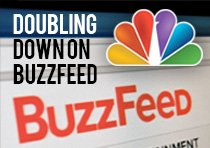 LOOKING AT NBC'S INVESTMENT INTO BUZZFEED & THE CHANGING MEDIA LANDSCAPE