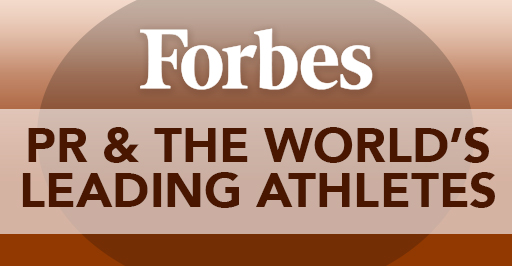 PR and the World's Leading Athletes