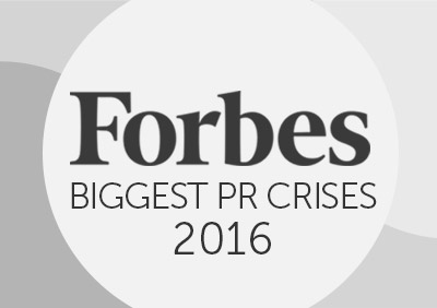 CEO, RONN TOROSSIAN, ON THE BIGGEST PR CRISES OF 2016