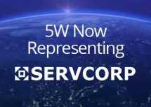 5W NAMED AGENCY OF RECORD FOR SERVCORP