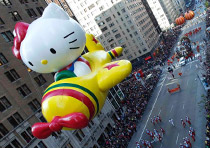5W Holiday Public Relations - Thanksgiving Day Parade - 5WPR