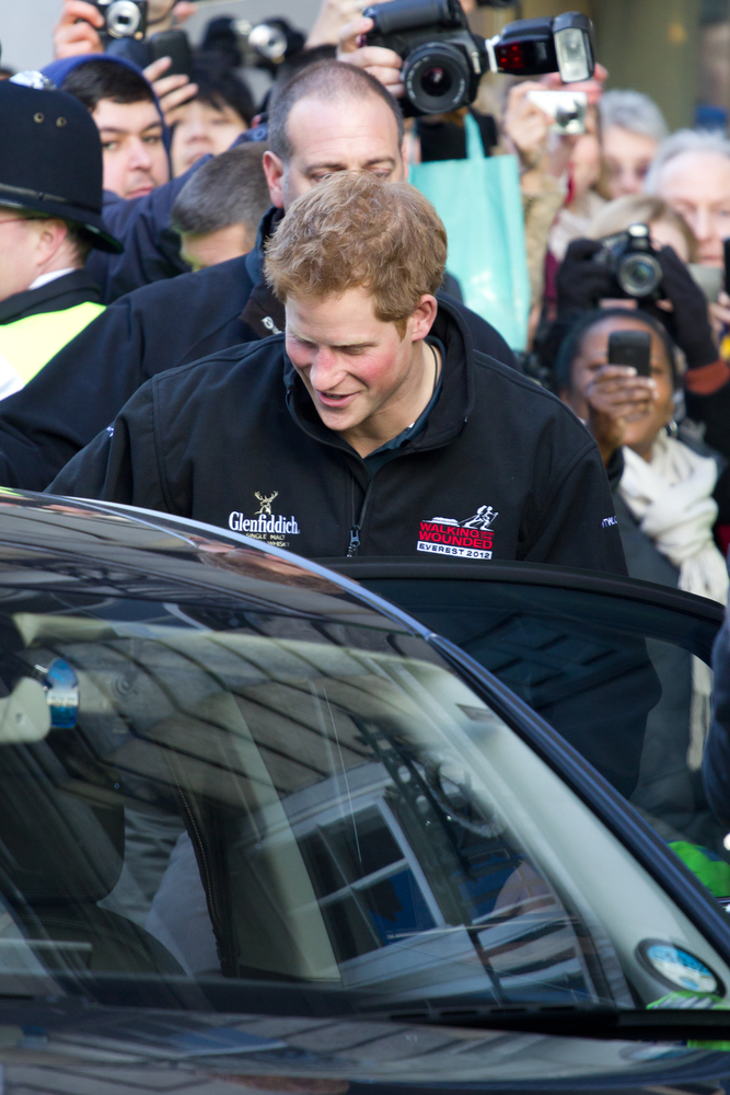 PR Agency Tips for Prince Harry NY Trip