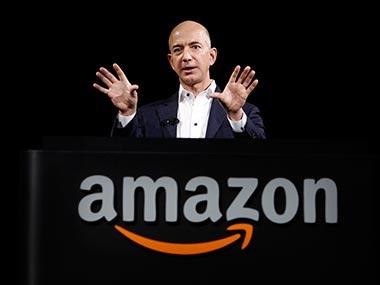 Jeff Bezos Amazong