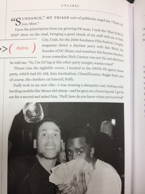 5WPR Included In Marc Ecko Book!