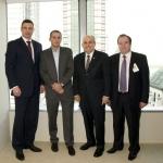 World Champion Boxer Vitali Klitschko Visits U.S. To Discuss His Run for Mayor of Kiev