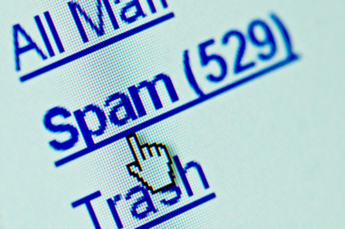 email marketing spam
