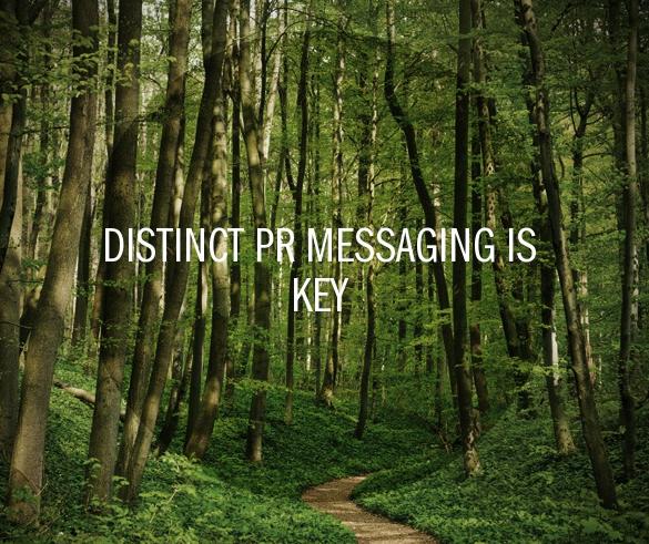 pr messaging