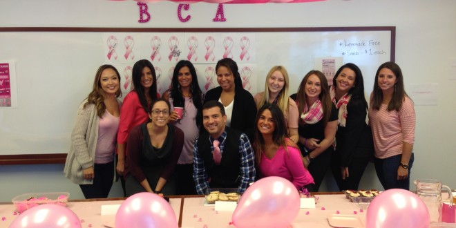 """Pink for a Purpose"": 5W Breast Cancer Event Raises Awareness and Funds"