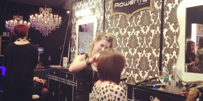 Rowenta Beauty & 5WPR: Pretty Perfect Partners