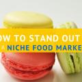 niche food marketing