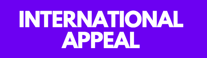 International Appeal - World PR