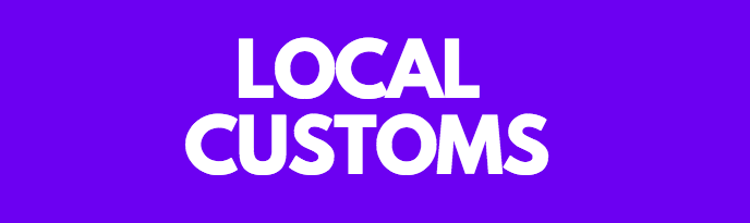 Local Customs - International World PR