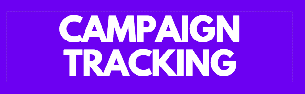 tracking campaign - public relations