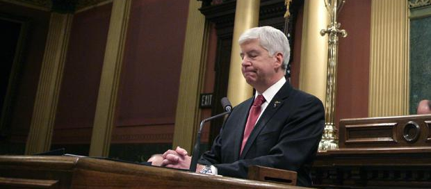 Rick Snyder Public Relations
