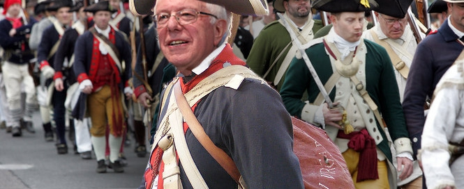 Bernie Sanders PR