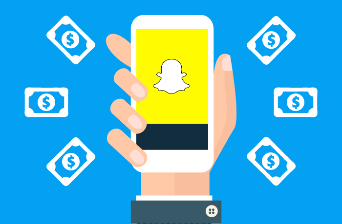snapchat marketing - social media pr