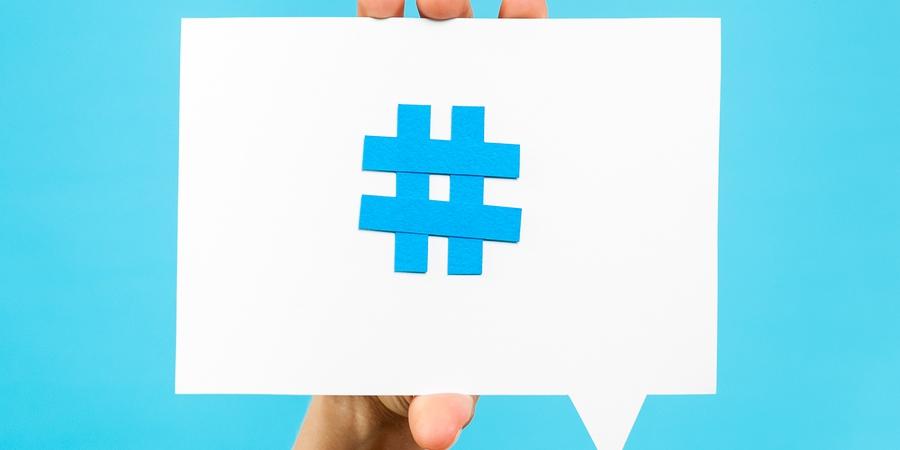 hashtag social media marketing