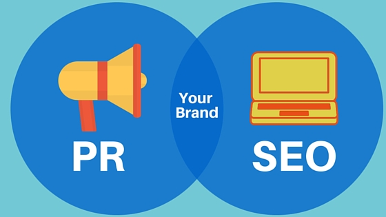 public relations and search engine optimization - 5W PR Firm