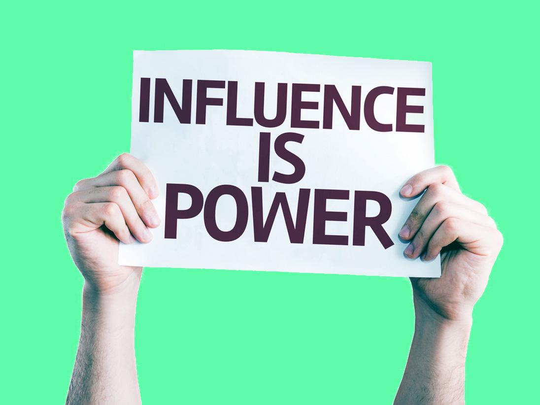 influencer marketing power