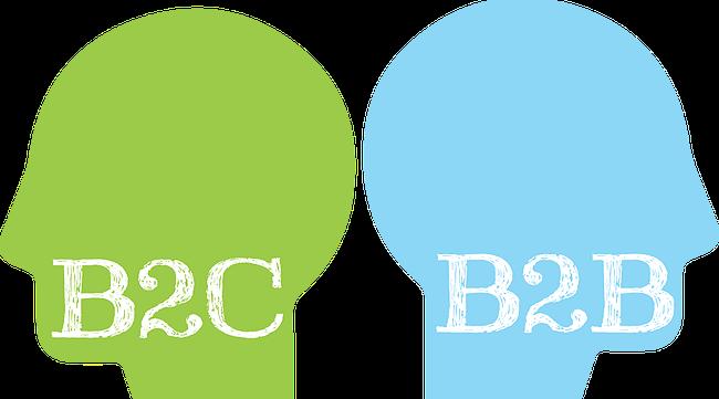 b2b b2c marketing