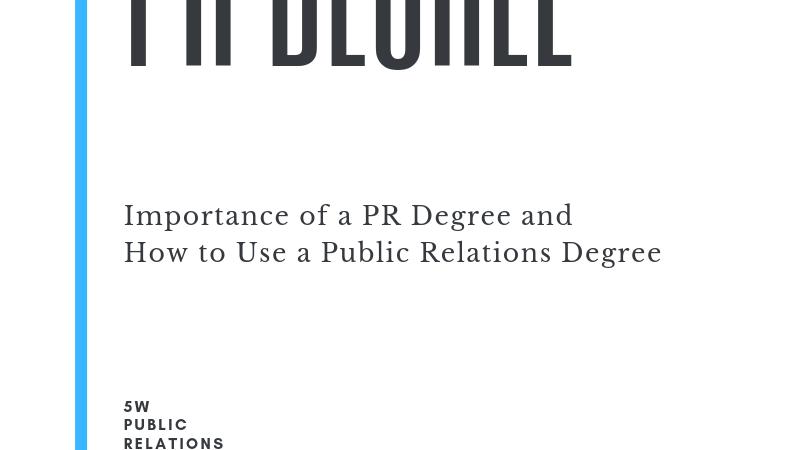 PR Degree